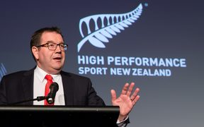 Minister for Sport and Recreation Grant Robertson.