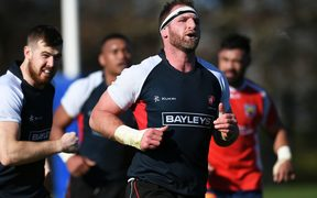 All Blacks captain Kieran Read makes his return to rugby for Counties Manukau after being injured