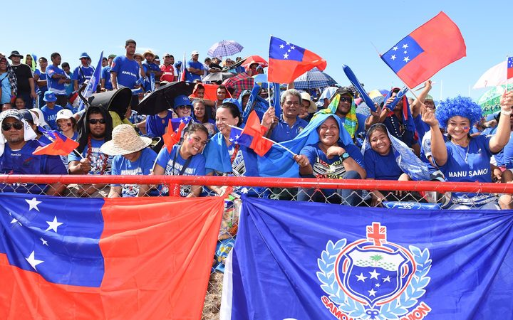Ther's been little for Manu Samoa fans to cheer about in recent times.