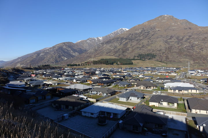 Development of Shotover Country, an area of Queenstown only began in 2012 – it's now jam-packed