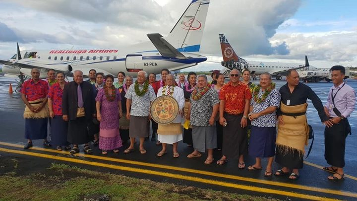 Real Tonga Airlines flights from Tongatapu and Vavau to Apia are on Mondays and Fridays.