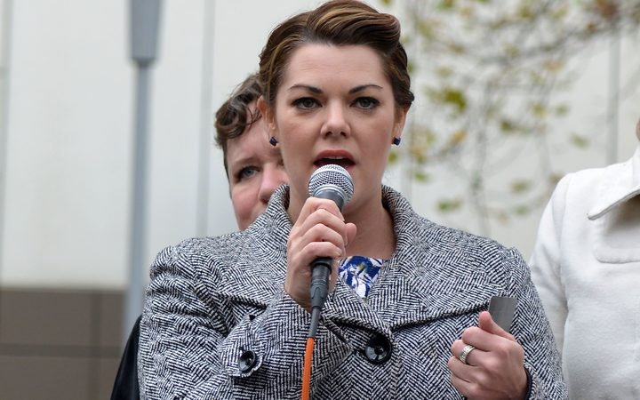 Greens member of the Australian Senate Sarah Hanson Young.