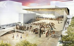 Court Theatre wins big in Performing Arts precinct: RNZ Checkpoint