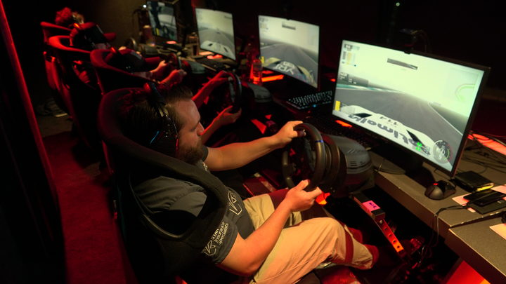 Gamers compete to be the New Zealand number 1 at the Project Cars 2 champs in Auckland