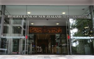 Reserve Bank building.
