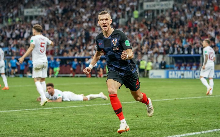 Ivan Perisic of Croatia.