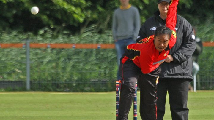 The PNG Lewas are one win away from qualifying for the Women's World T20.