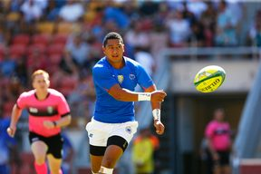 Patrick Fa'apale will start for Manu Samoa against Germany in Heidelberg.