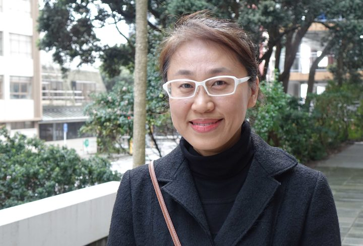 Dr Viola Kuo Huang, a Principal Researcher and Full Senior Translator at China Radio International's English Service in Beijing