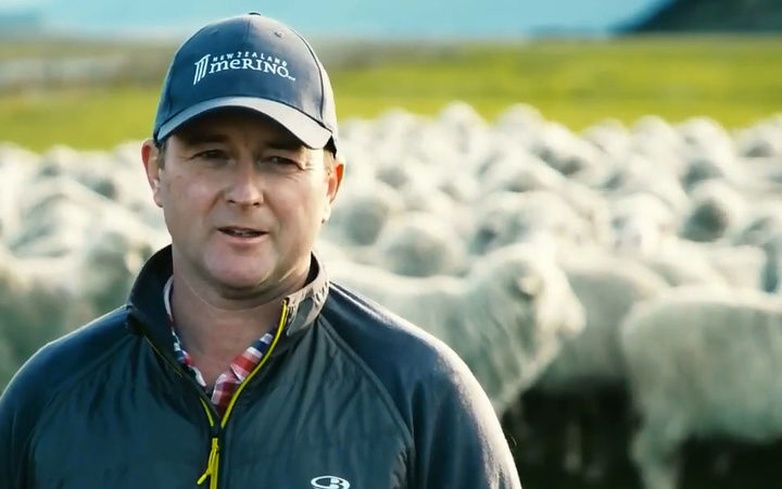 New Zealand merino farmer Paul Ensor says he expects the industry will continue to grow.