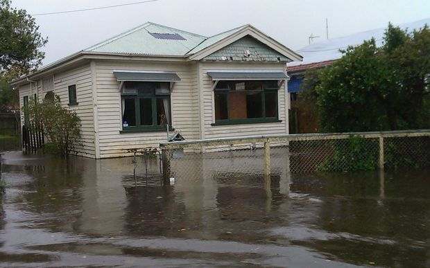 The Flockton area has suffered from increased flooding since the earthquakes.