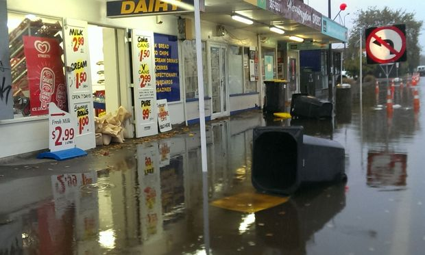 More flooding for Flockton.