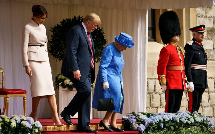Image result for trump in uk