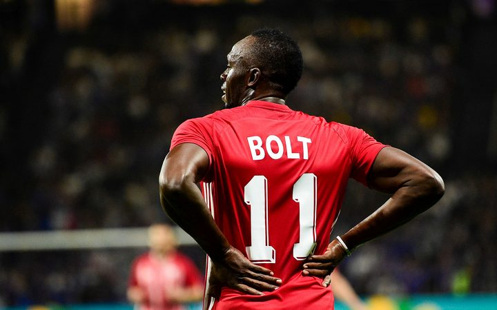 Usain Bolt to join Australian football club on six-week trial