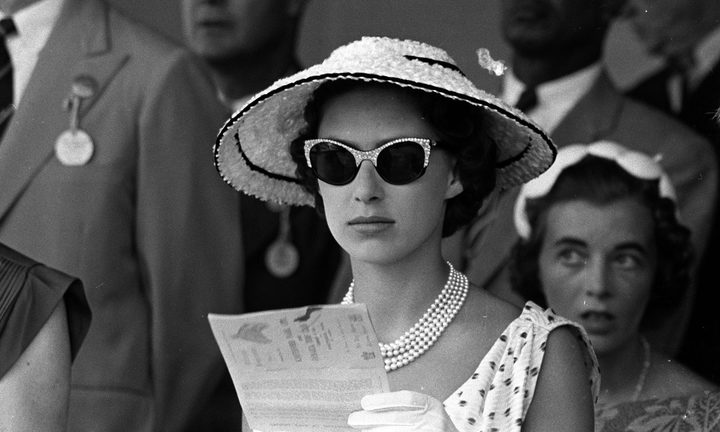 At the races. 1955.