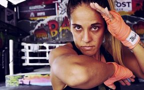 NZ MMA fighter Nyrene Crowley will compete for a $100,000 (USD) contract in Asia