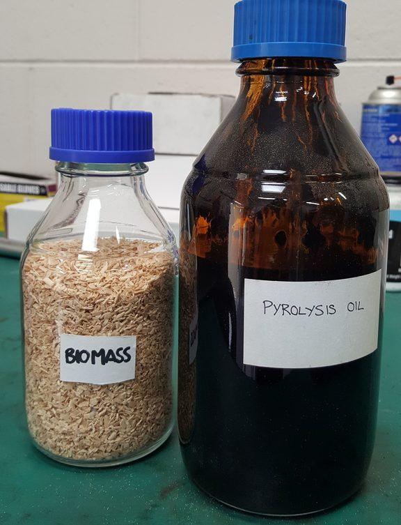 Biofuels made from sawdust | RNZ