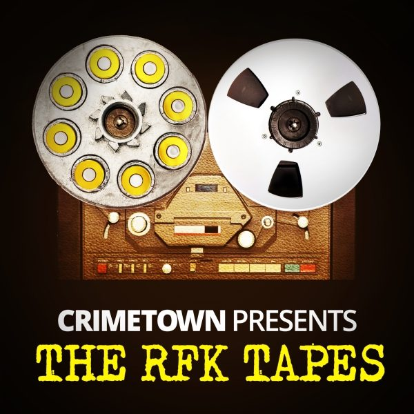 The RFK Tapes logo