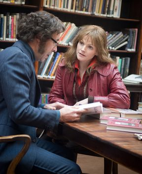 Maxine Peake and Paddy Considine in Funny Cow