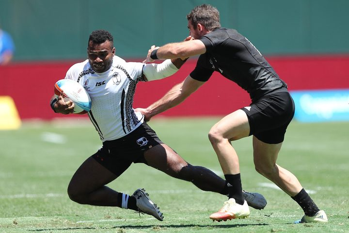 All Blacks Sevens go back to back