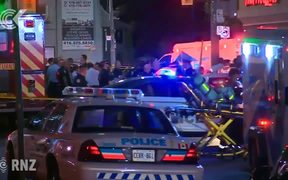 Nine people, including child, shot in Toronto