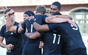 Sione Moila lost for words after All Blacks sevens' record win