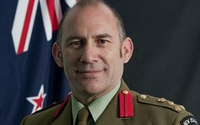 Chief of Army Peter Kelly