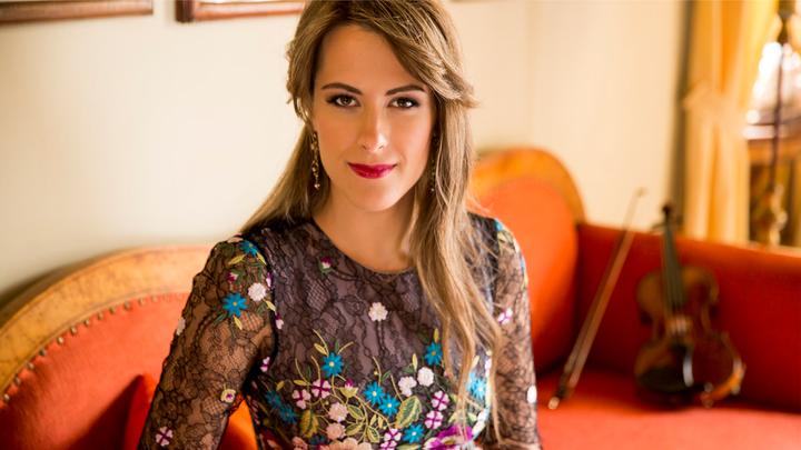 Francesca Dego talks about the Sibelius Violin Concerto   RNZ