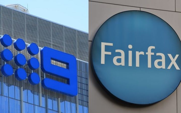 Fairfax to merge with Nine in Australia