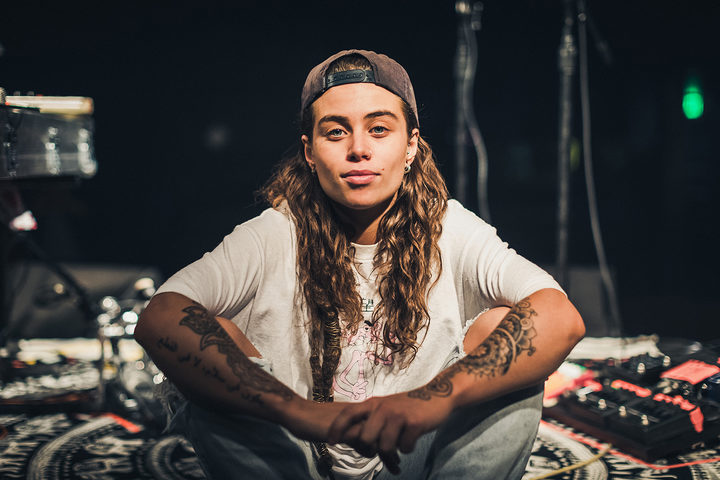 Interview: Tash Sultana on 'Jungle', feminism and touring | RNZ