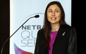 Netball NZ CEO Jennie Wyllie