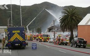 Lower Hutt businesses gutted by fire: RNZ Checkpoint