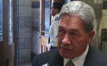 Winston Peters said the PM should have been alerted immediately.
