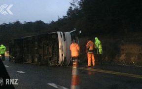 Bus that crashed had failed fitness certificate 9 times: RNZ Checkpoint