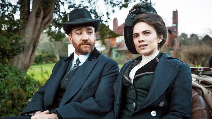 Matthew Macfadyen and Hayley Atwell star in SoHo's new adaptation of Howards End.