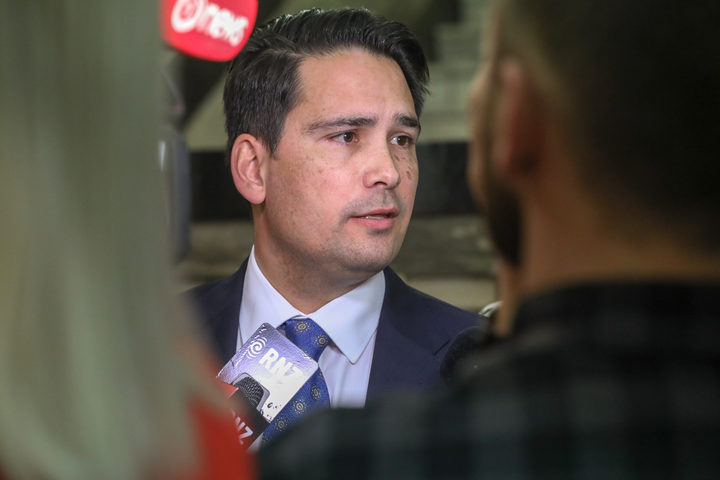 Simon Bridges, National Party Leader