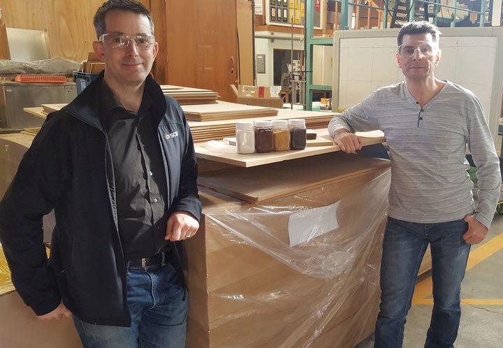 Eco-friendly wood glue | RNZ