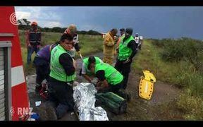 All passengers survive plane crash in Mexico