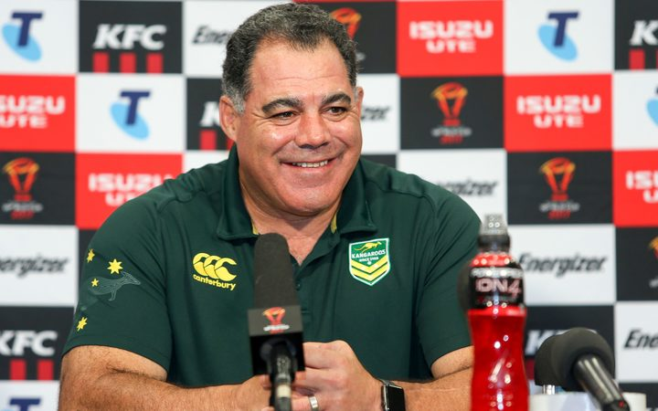 Mal Meninga is the one five NRL immortals inducted this year