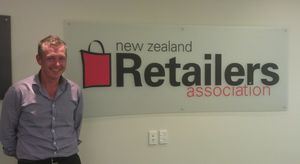 Retailers Association chief executive Mark Johnston wants there to be a level tax playing field.