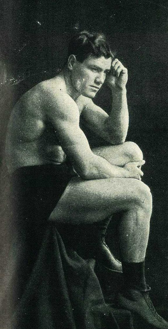 New Zealand's 1928 World Heavyweight boxing challenger Tom Heeney.