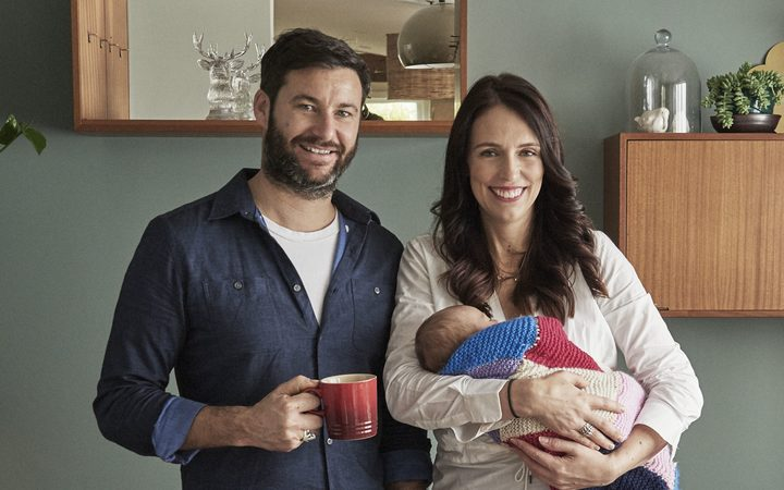 New Zealand PM Jacinda Ardern and Clarke Gayford engaged