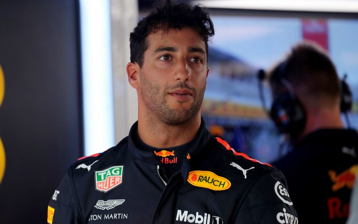 Ricciardo to leave Red Bull for ambitious Renault