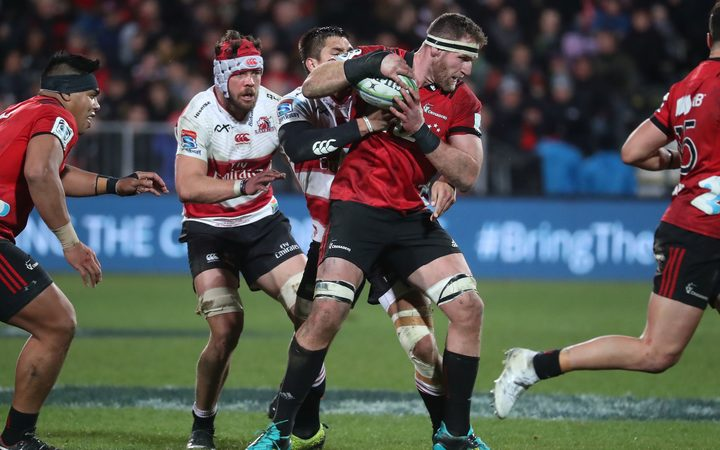 Veteran Kieran Read back for All Blacks as Crusaders dominate squad