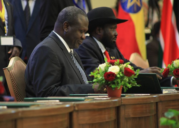 Article image South Sudan foes sign final power-sharing deal