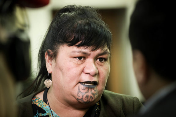 Labor MP and Marian Development Minister Nanaia Mahuta