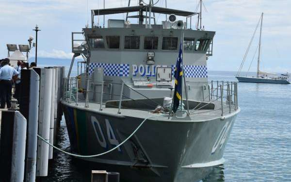 Search for 9 missing in Solomons after boat capsized