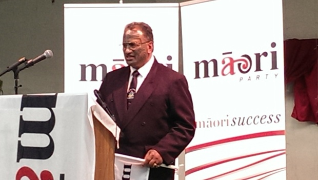 Pita Sharples predicts Rangi McLean will retain the Maori Party's Tamaki Makaurau seat.