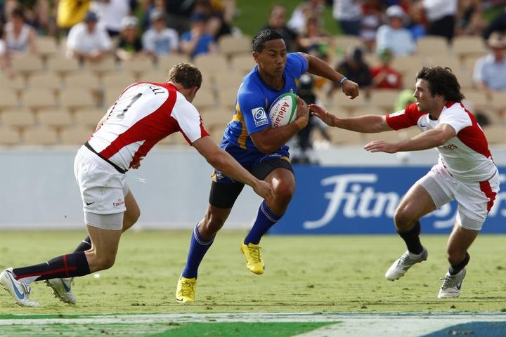 Toni Pulu also represented Niue at the 2011 Adelaide Sevens but was later ruled ineligible.