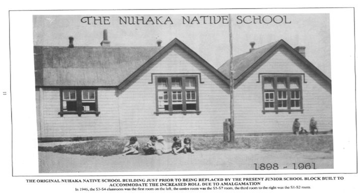 The centenary of the Nuhaka Native School is being celebrated at Labour Weekend 2018